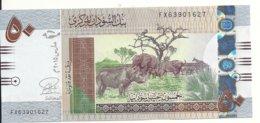 SOUDAN 50 POUNDS 2015 UNC P 75 - Sudan
