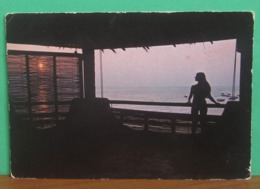 TORVAIANICA Spiaggia Cartolina  Viaggiata 1982 - Altre Città