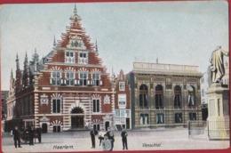 Haarlem Nederland Noord-Holland Vleeshal Vleeschhal Belle Epoque Geanimeerd +/- 1905 - Haarlem