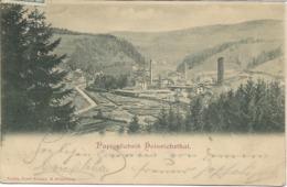 1902 - Jindrichov U Sumperka Heinrichsthal, Okres Sumperk , Gute Zustand ,  2 Scan - Czech Republic
