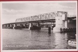 Dordrecht Verkeersbrug Oude Maas Hollandsch Diep Zuid-Holland Nederland Fotokaart - Dordrecht