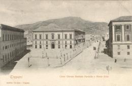 10746 Trapani - Corso Giovan Battista Fardella E Monte Erice - Trapani