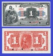 Peru 1 Libra 1914 - Peru