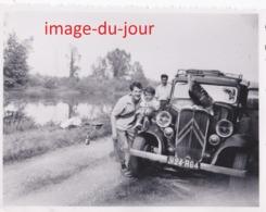 PHOTO ANCIENNE Voiture Citroën Traction - Automobiles