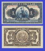 Peru 1 Sol 1918 - Peru