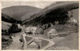 """Hotel """"Mohornmühle"""" - Klein-Aupa Im Riesengebirge - Tchéquie"""