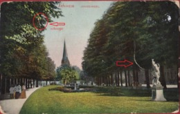 Arnhem Janssingel (beschadigd) - Arnhem