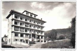 Carte Postale 01. Hauteville-Lompnes Hotel De Cols  Trés Beau Plan - Hauteville-Lompnes