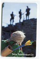 Telecarte °_ Suède-Archer-01.97- R/V 5519 - Suède