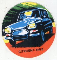 AUTOCOLLANT . STICKER .   CITROEN . AMI 8 - Pegatinas