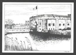 Breendonk - Nationaal Gedenkteken Van Het Fort Van Breendonk - Illustratie - Willebroek