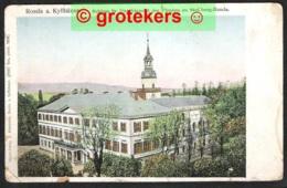 ROSSLA A. KYFFHÄUSER Schloß Um 1920 - Sonstige