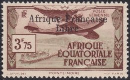 Afrique Equatoriale   .    Yvert  .   PA 16 (2 Scans)  .   **  .  Neuf SANS Charniere   .   /   .   MNH - A.E.F. (1936-1958)
