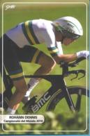Ciclismo, Cyclisme, Cycling. CP Col. Rohann DENNIS - Cyclisme