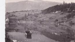 Bellegarde - Le Lac Et Le Mont Du Sorgia - CAD - Bellegarde-sur-Valserine