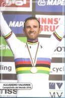 Ciclismo, Cyclisme, Cycling. CP Col. Alejandro VALVERDE - Cyclisme
