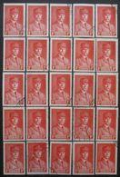 FRANCE N°472 X 25 Oblitéré - Postzegels