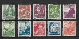Portugal 1941 MNH/MH - Stamps Bloc 1941 - 1910-... Republic