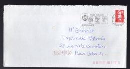FRANCIA - 78  LE VESINET  -  JUMELLE' OAKWOOD - UNTERMACHING - OUTREMONT   -  LEONE LION - Briefe U. Dokumente