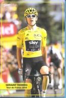 Ciclismo, Cyclisme, Cycling. CP Col. Geraint THOMAS - Cyclisme