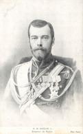 NICOLAS II EMPEREUR DE RUSSIE - Familias Reales