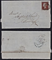 Cd0026 GREAT BRITAIN 1852 Cover To Beverley - 1840-1901 (Victoria)