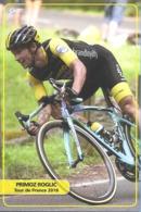 Ciclismo, Cyclisme, Cycling. CP Col. Primoz ROGLIC - Cyclisme