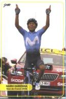 Ciclismo, Cyclisme, Cycling. CP Col. Nairo QUINTANA - Cyclisme