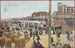 Scheveningen Strandgezicht 1917 Belle Epoque Geanimeerd - Scheveningen