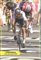 Ciclismo, Cyclisme, Cycling. CP Col. Peter SAGAN - Cyclisme