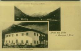 AK AUSTRIA - LERMOOS I. TIROL -  1900s (BG4651) - Lermoos