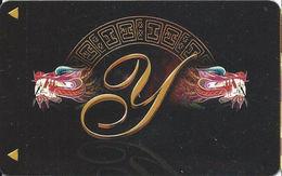 Beau Rivage Casino - Biloxi MS - Hotel Room Key Card - Hotel Keycards