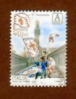 ITALIA 2018  Bandierai Degli Uffizi Firenze  A Zona 1 - 2011-...: Oblitérés