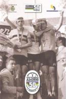 Ciclismo, Cyclisme, Cycling. CP Col. Vittorio ADORNI 50° Mondiale - Cyclisme