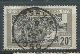 Timbre Togo Obliteration Tsévié - Gebraucht