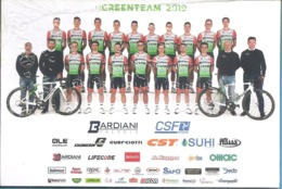 Ciclismo, Cyclisme, Cycling. CP Col. Serie Complete BARDIANI 2019 Sous Blister - Cyclisme