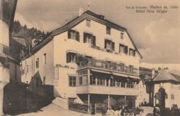 VAL DI VENOSTA - MALLES - HOTEL ORSO GRIGIO - Bolzano (Bozen)