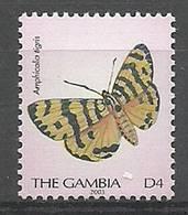 Gambia 2003 Mi 4885 MNH ( ZS5 GMB4885 ) - Papillons