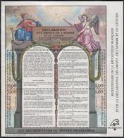 Bicentenairede La Révolution Française Et De La Déclaration Des Droits De L'Homme Et Du Citoyen - French Revolution