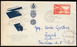 Yugoslavia Opatija 1961 / Grand Prix Adriatique, Motorbikes / Velika Nagrada Jadrana - Motorbikes