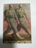 Boccasile Due Popoli, Una Vittoria Zwei Volker, Ein Sieg - Altre Illustrazioni