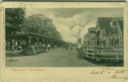 PARAMARIBO ( SURINAME / SURINAM ) HEILIGEWEG - EDIT UITGEVERS C. KERSTEN & CO, 1900s  (BG4656) - Surinam