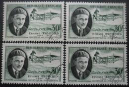 FRANCE N°1098 X 4 Oblitéré - Postzegels