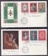 2020 ) Vatikan Vaticano 1962 FDC - Opening Of Vatican 2. Council - FDC