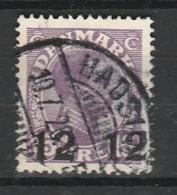 DANEMARK 1926-27 YT N° 171 Obl. - 1913-47 (Christian X)