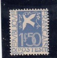 France - 1934 - N°Y.T. 294** Colombe De La Paix - Cote 120€ - Nuovi
