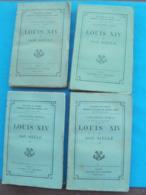 Alexandre DUMAS Louis XIV Et Son Siècle - 4 Tomes - Calmann Lévy - Livres, BD, Revues