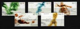 BUND Mi-Nr. 2382 - 2386 Sporthilfe Gestempelt (2) - [7] West-Duitsland
