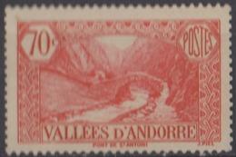 ANDORRE - Pont De Saint Antoine - Andorra Francesa