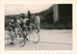 Snapshot Cyclisme Sport Vélo Bicycle Argentique - Ciclismo